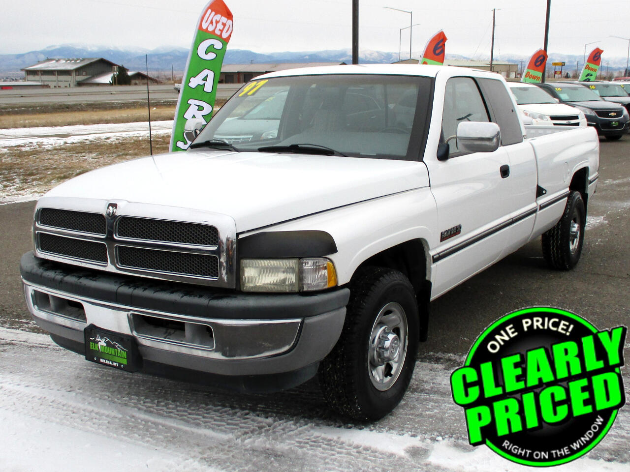 1997 Dodge Ram 2500 ST Club Cab 6.5-ft. Bed 2WD