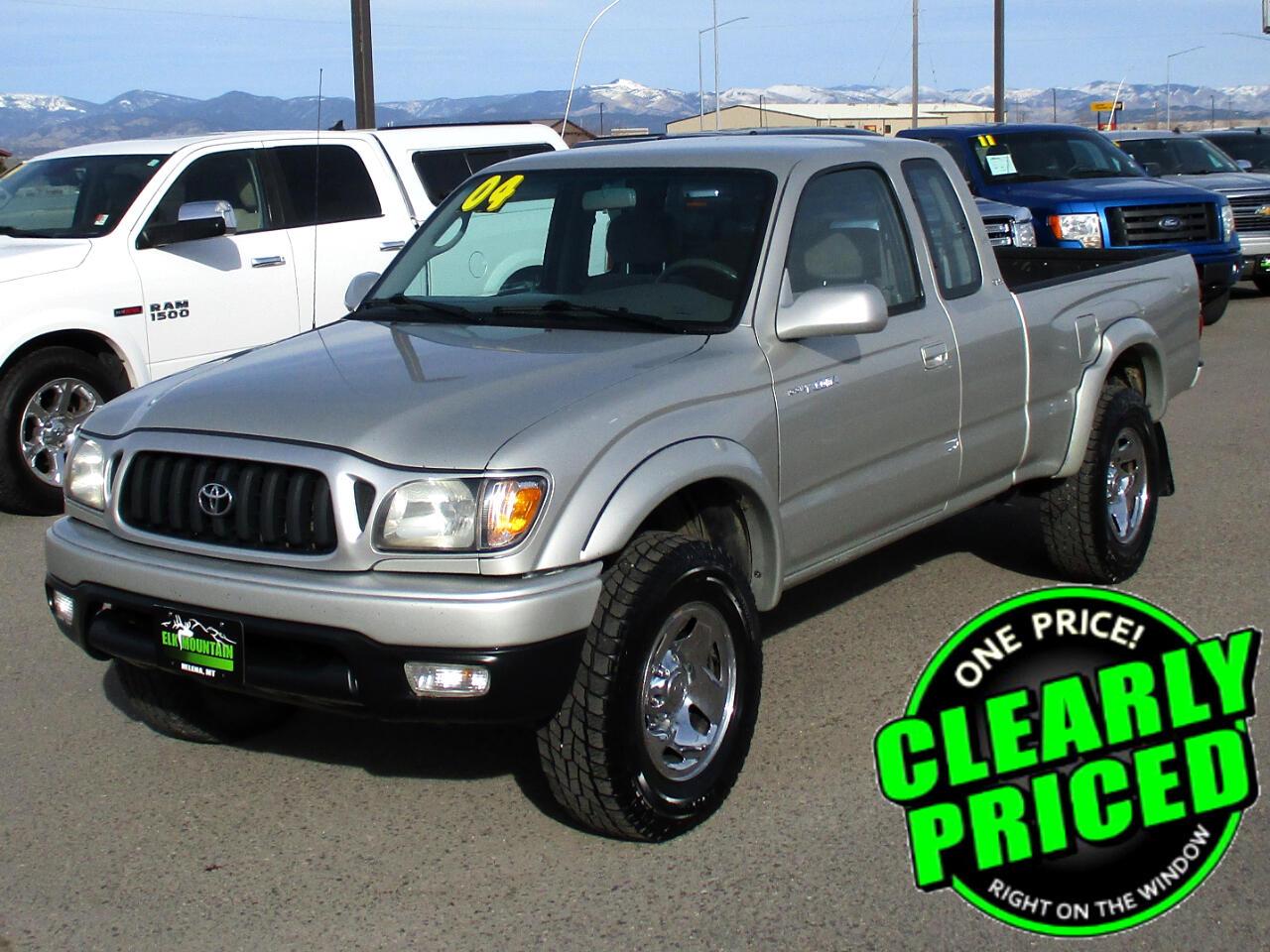 Toyota Tacoma Xtracab 4WD 2004