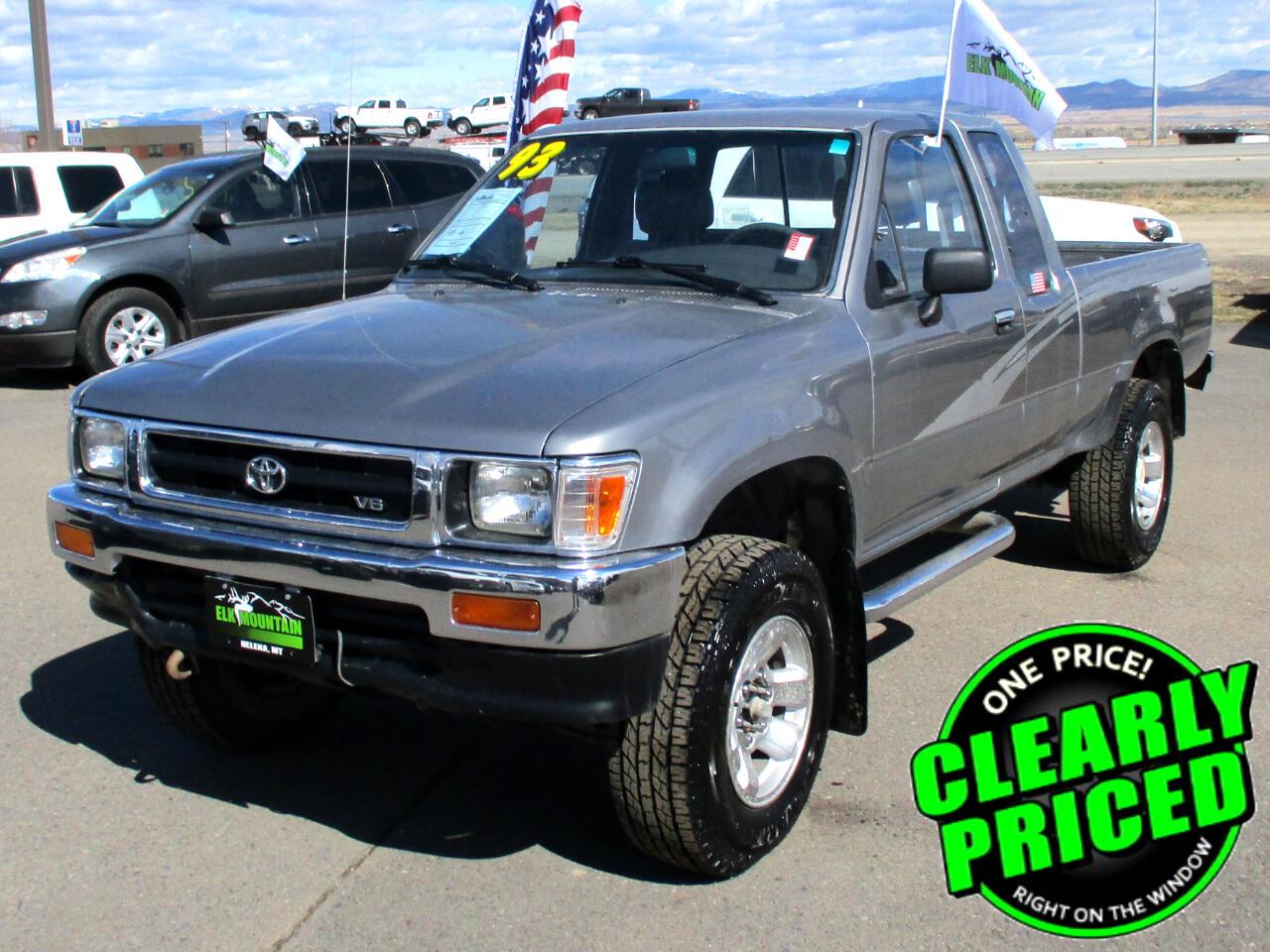 Toyota Pickup DLX V6 Xtracab 4WD 1993