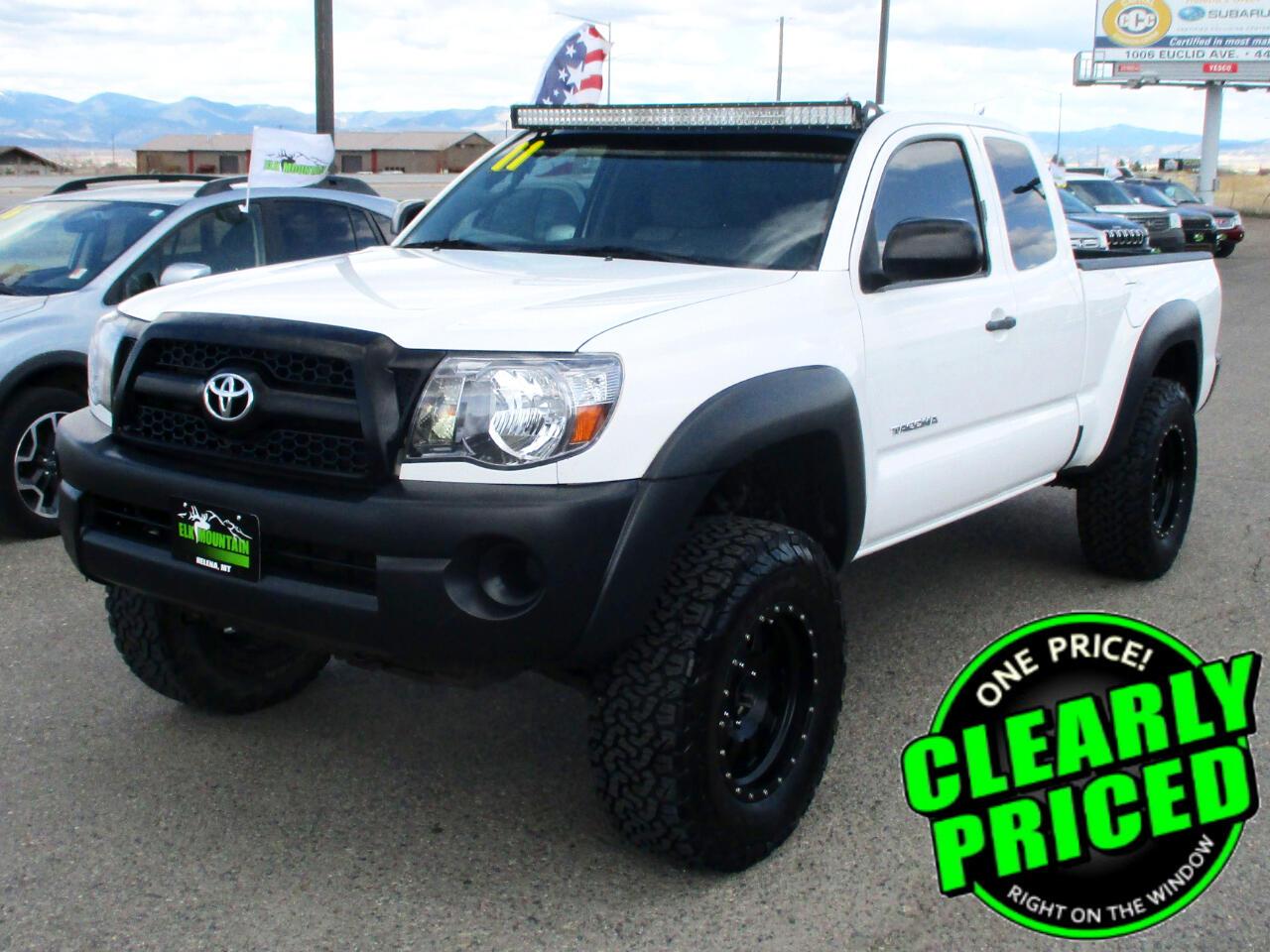 Toyota Tacoma Access Cab 4WD 2011