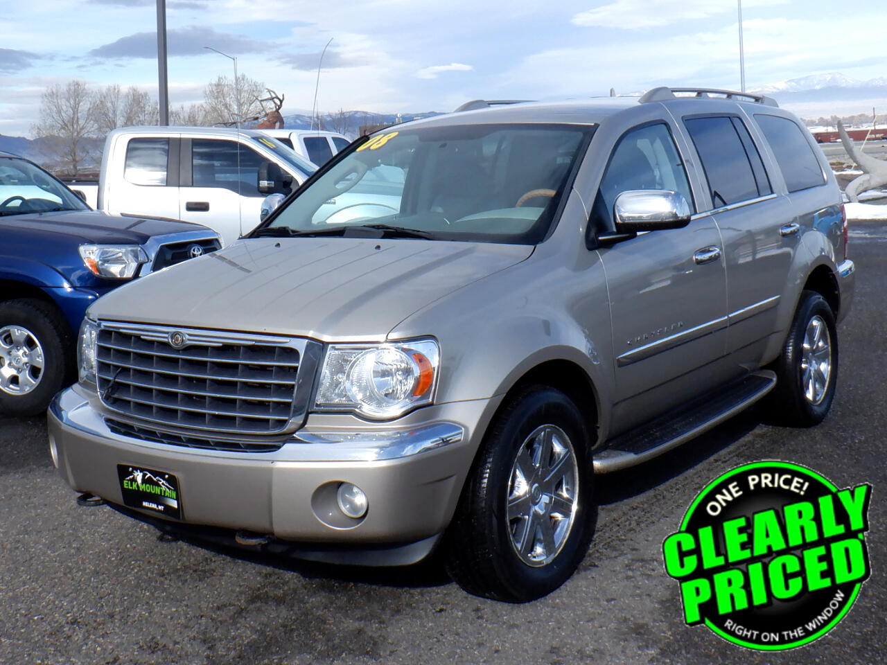 Chrysler Aspen Limited 4WD 2008
