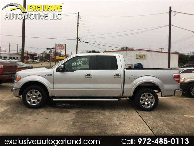 Ford F150 XL SuperCrew 5.5-ft. Bed 2WD 2010