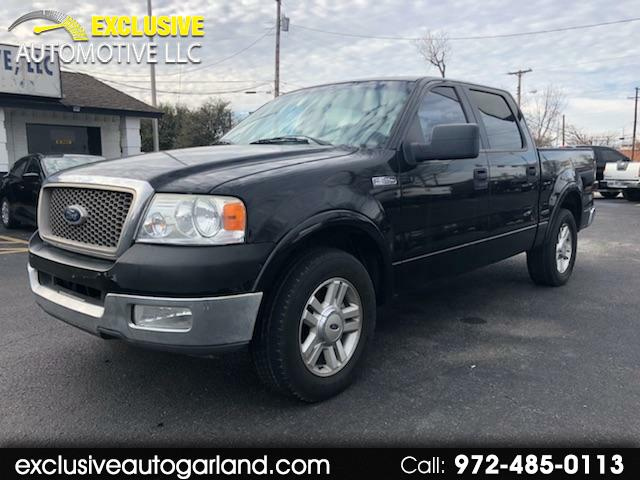 Ford F150 XLT SuperCrew 2WD 2005
