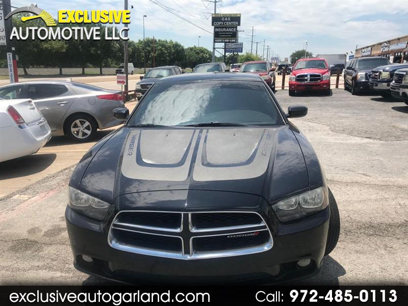 Dodge Charger SXT AWD 2012