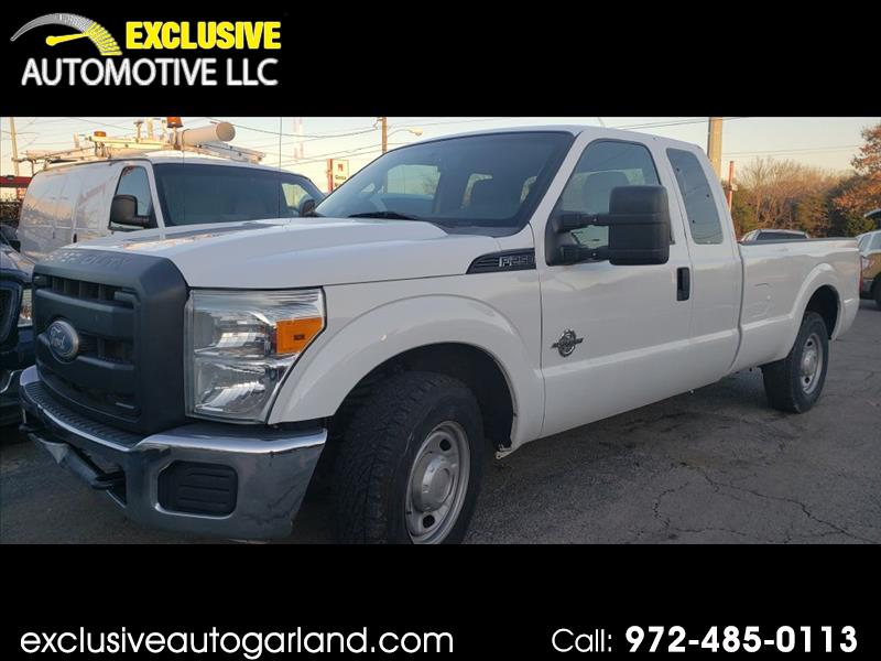 Ford F-250 SD XL SuperCab 2WD 2011