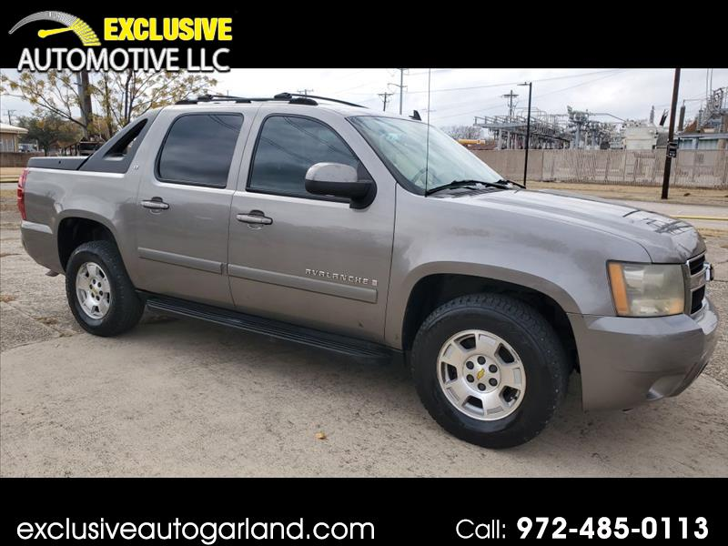 Chevrolet Avalanche LT1 2WD 2007