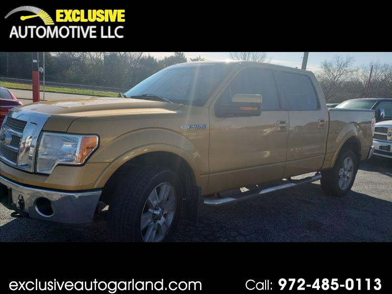 Ford F150 XL SuperCrew 6.5-ft. Bed 4WD 2009