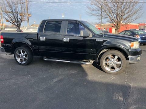 Ford F150 Lariat SuperCrew 2WD 2005