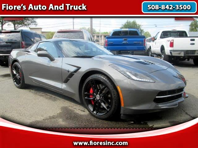 Chevrolet Corvette Z51 3LT Coupe Manual 2015
