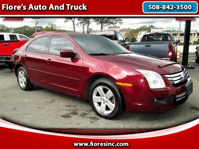 2007 Ford Fusion 4dr Sdn SE FWD
