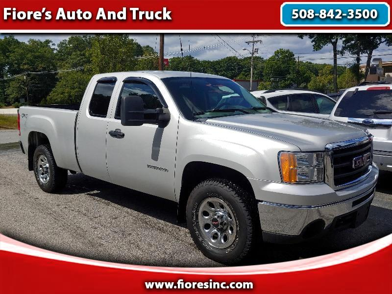 2011 GMC Sierra 1500 SL Ext. Cab 4-Door Short Bed 4WD