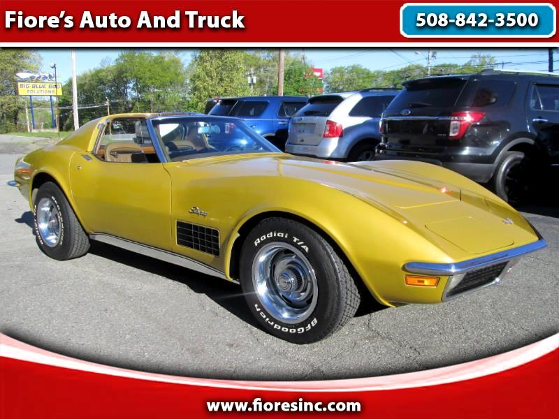 1971 Chevrolet Corvette Stingray 2dr Cpe w/1LT