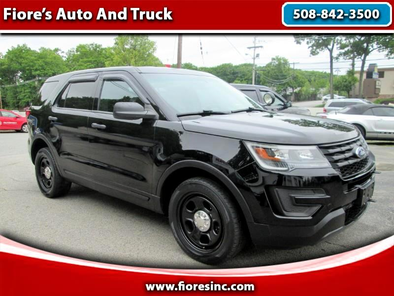 2016 Ford Explorer Police 4WD