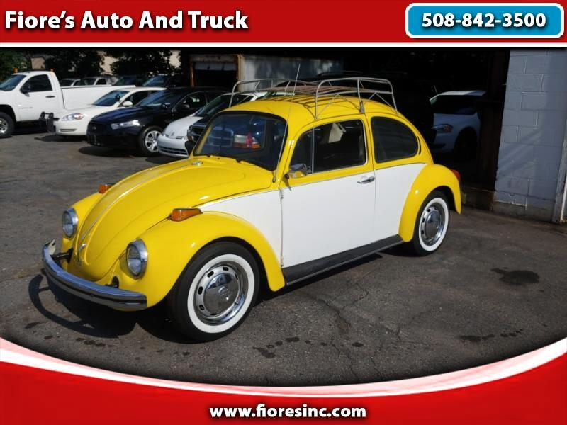 1974 Volkswagen Beetle Base