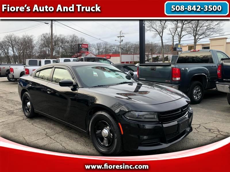 2016 Dodge Charger Police Pursuit Package Hemi V8