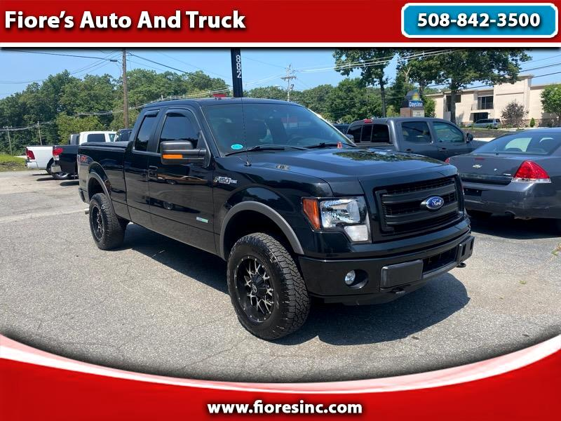 Ford F-150 FX4 SuperCab 6.5-ft. Bed 4WD 2014