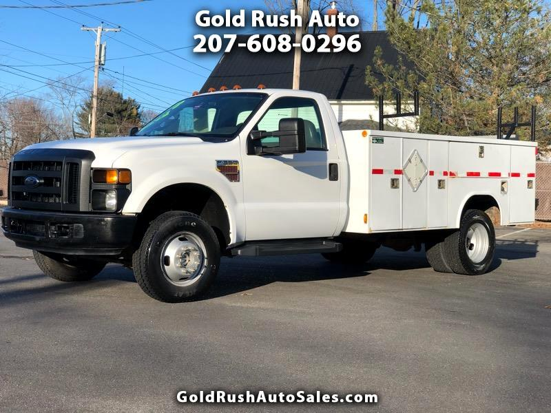 Ford F-350 SD XL 4WD 2008