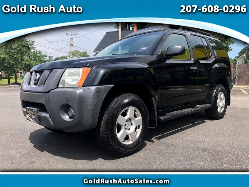 2008 Nissan Xterra OR 4WD