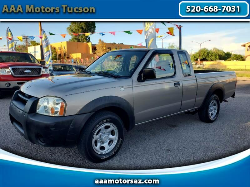 Nissan Frontier King Cab 2WD 2004