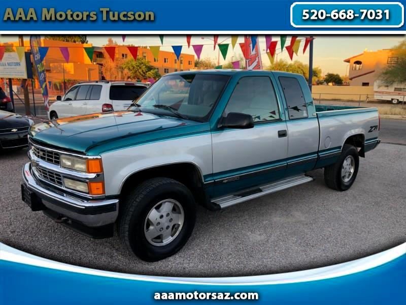 Chevrolet C/K 1500 Ext. Cab 6.5-ft. Bed 4WD 1995