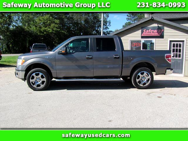 Ford F-150 FX4 SuperCrew 6.5-ft. Bed 4WD 2011