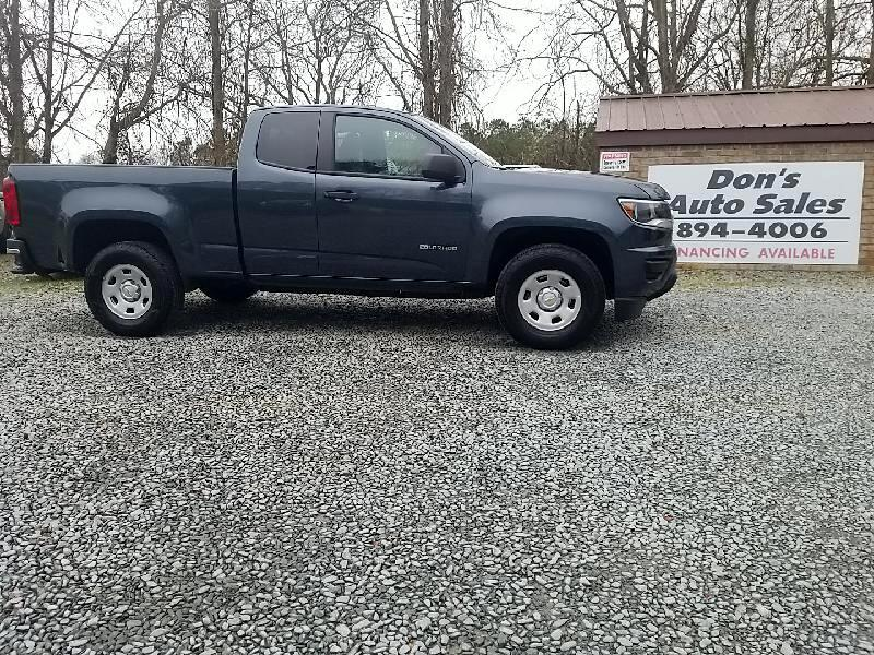 Chevrolet Colorado Work Truck Ext. Cab 2WD 2019