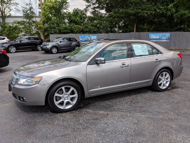 2008 Lincoln MKZ AWD