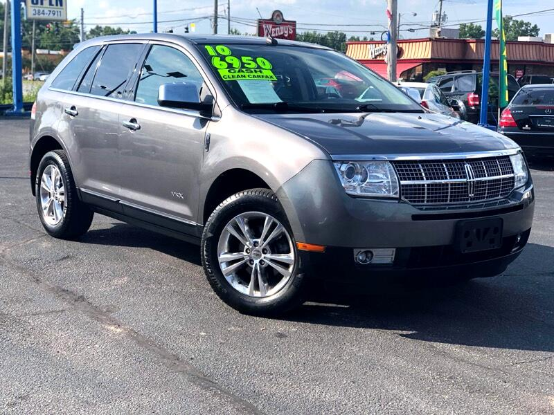 2010 Lincoln Lincoln MKX AWD
