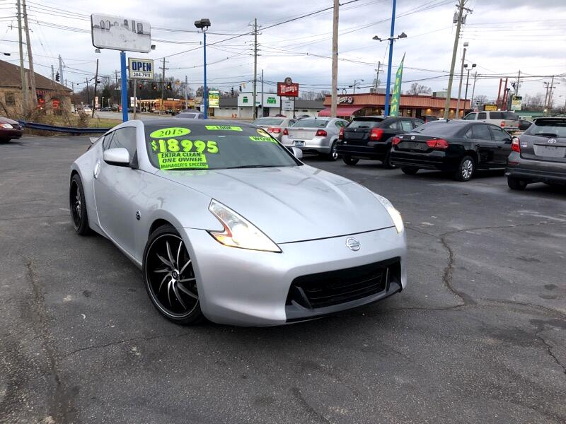 Nissan Z 370Z Touring Coupe 2015