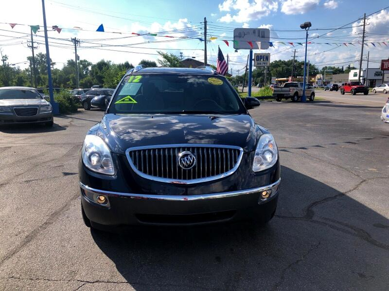Buick Enclave Base FWD 2012
