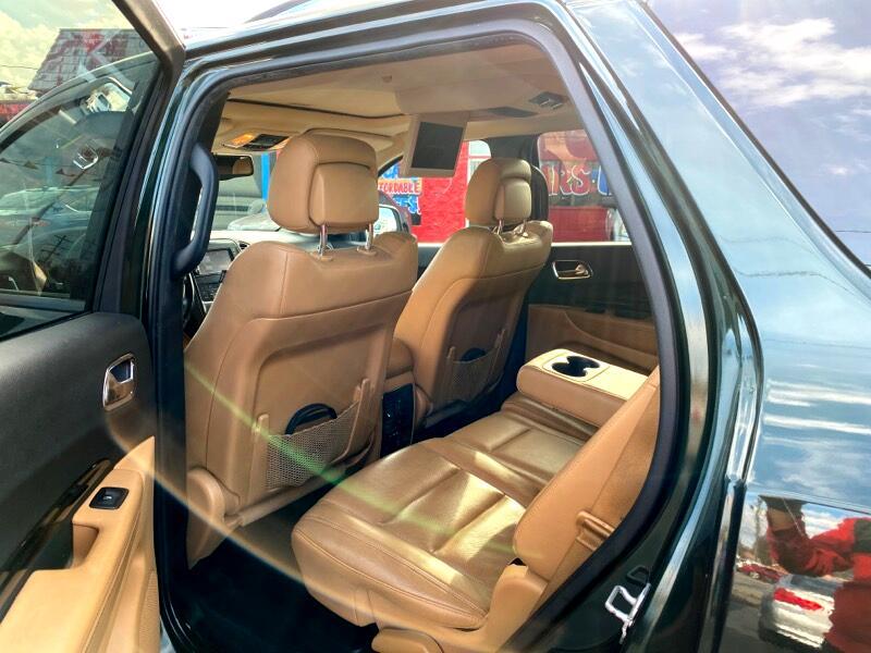Dodge Durango Citadel AWD 2011