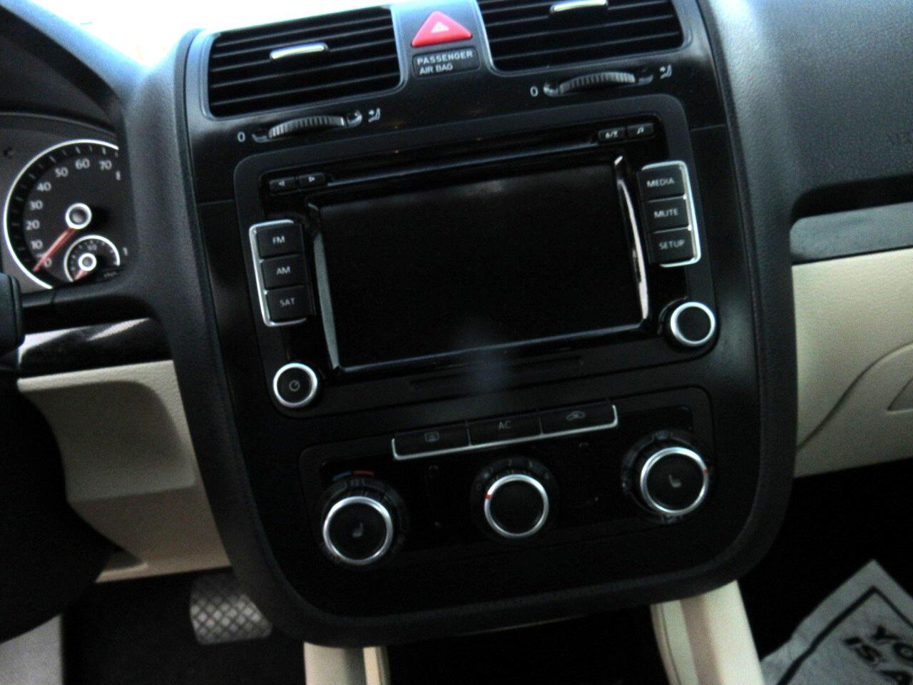 2010 Volkswagen Jetta SE