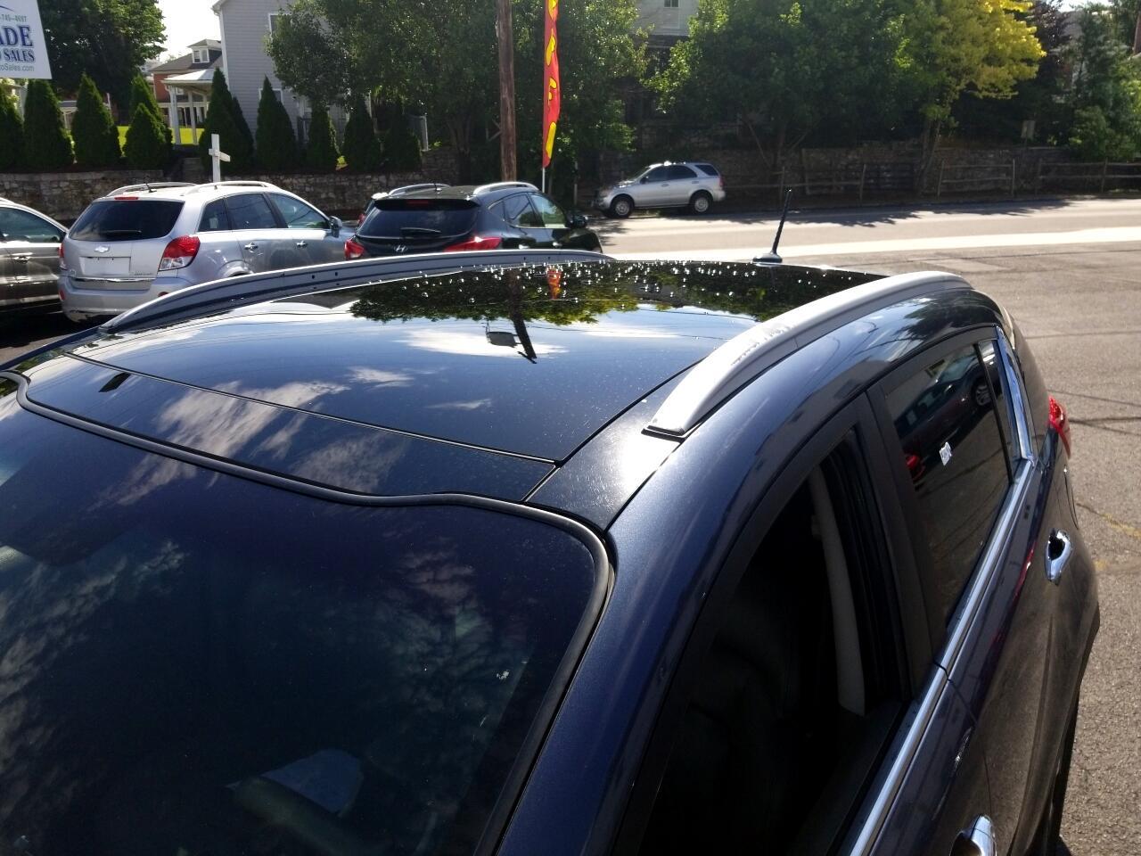 2011 Kia Sportage EX AWD