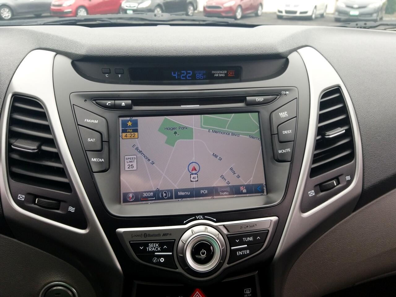 2014 Hyundai Elantra 4dr Sdn Auto GLS