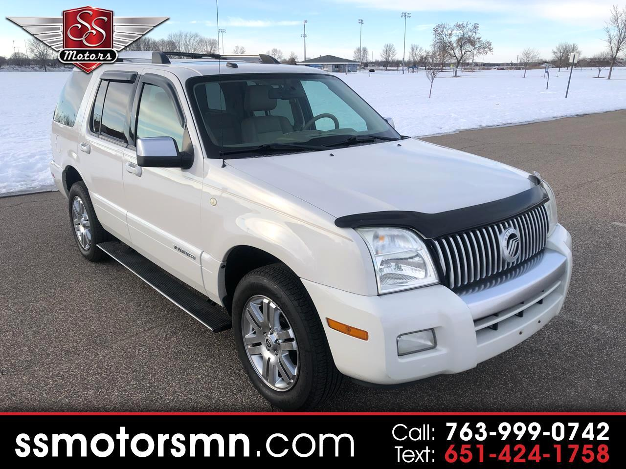 Mercury Mountaineer Premier 4.6L AWD 2008