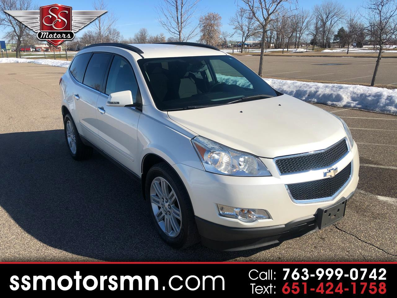 Chevrolet Traverse LT AWD 2011