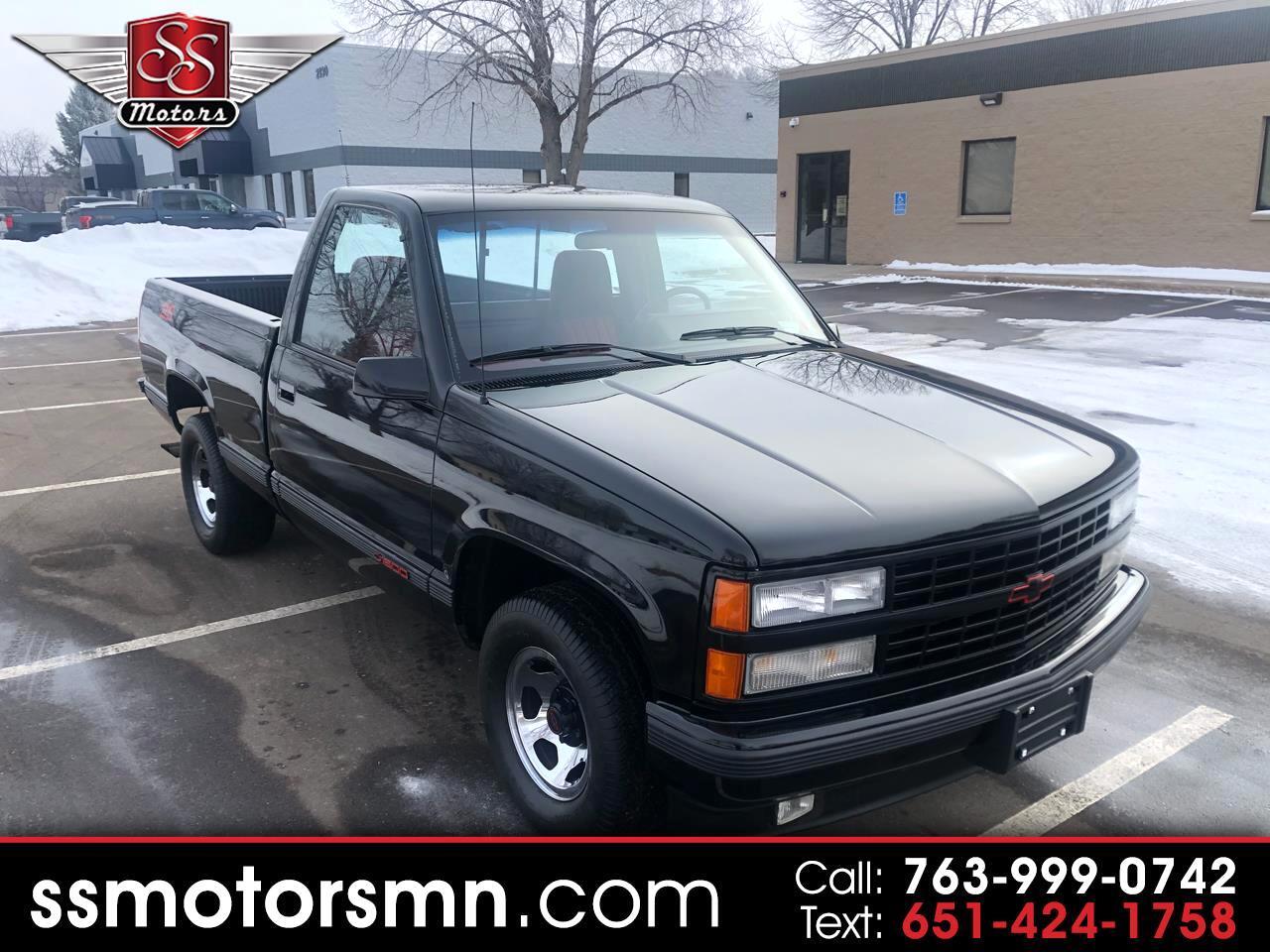 Chevrolet C/K 1500 454 SS 2WD 1990