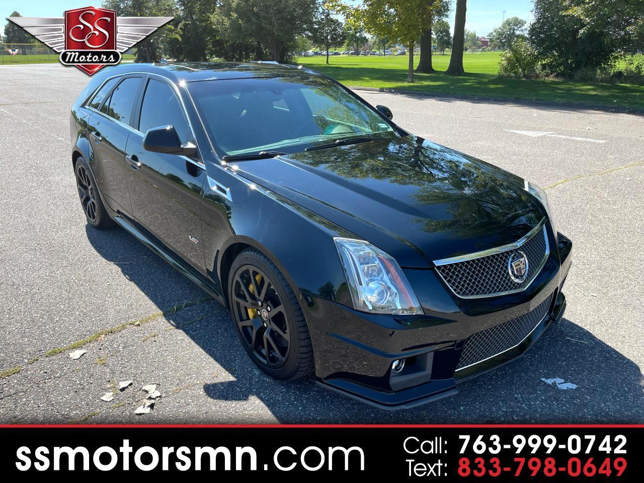 Cadillac CTS Sport Wagon V 2014