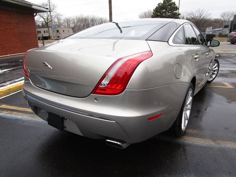 2011 Jaguar XJ-Series XJ