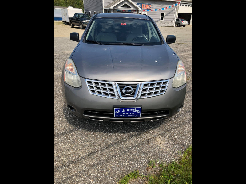 Nissan Rogue S AWD 2010