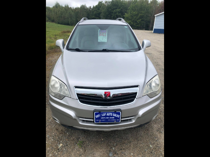 Saturn VUE AWD V6 XR 2008
