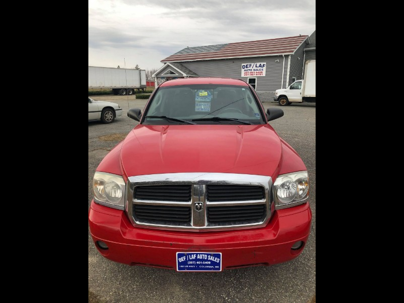 Dodge Dakota SLT Quad Cab 4WD 2007