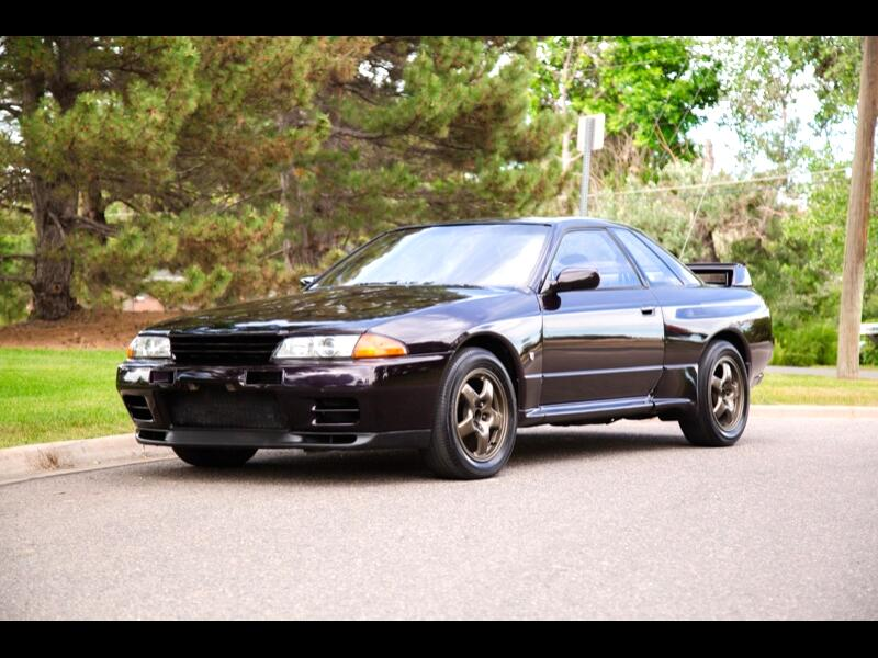 1991 Nissan Skyline GTR R32