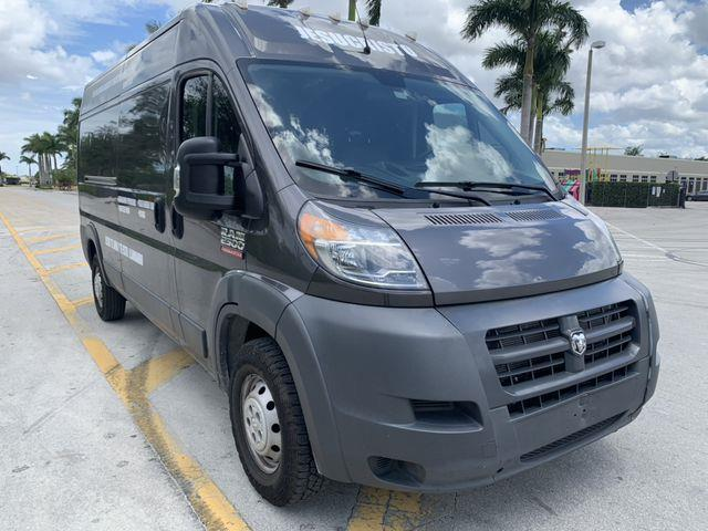 2015 RAM ProMaster Cargo Van 2500 High Roof Tradesman 159-in. WB