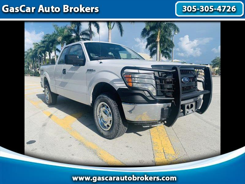 2014 Ford F-150 SuperCrew XLT SuperCab 6.5-ft. Bed 4WD