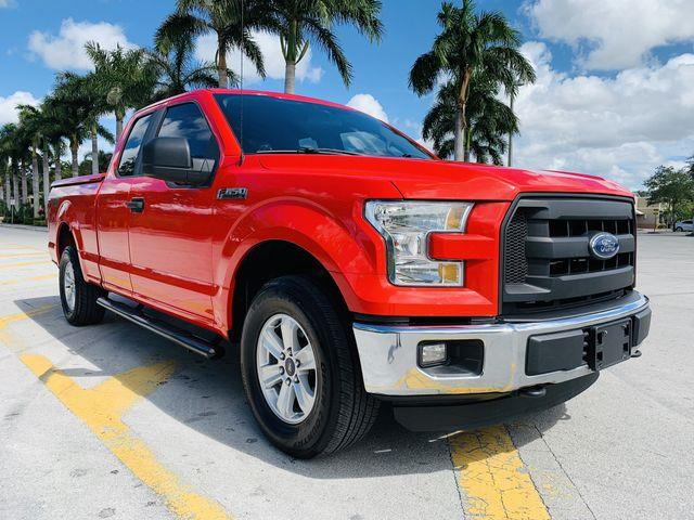 2015 Ford F-150 SuperCrew XL SuperCab 6.5-ft. Bed 4WD
