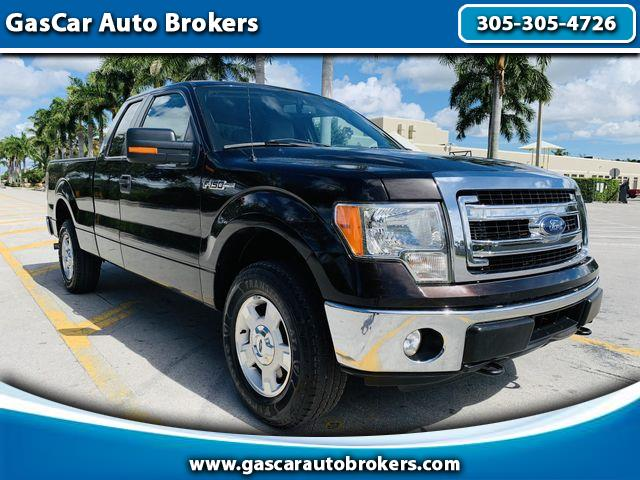 2014 Ford F-150 SuperCrew STX SuperCab 6.5-ft. Bed 4WD