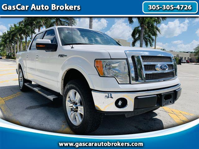 2010 Ford F-150 SuperCrew Lariat SuperCrew 6.5-ft. Bed 2WD