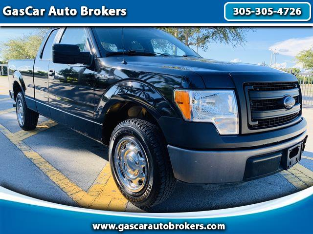 2014 Ford F-150 SuperCrew XL SuperCab 6.5-ft. Bed 2WD