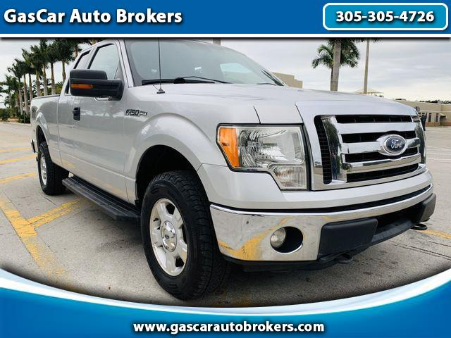 2011 Ford F-150 SuperCrew XLT SuperCab 8-ft. Bed 4WD